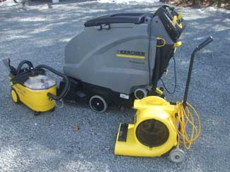 Jaspro Commercial Grade Cleaning Equipment