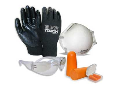 Jaspro Services - Safety Equipment