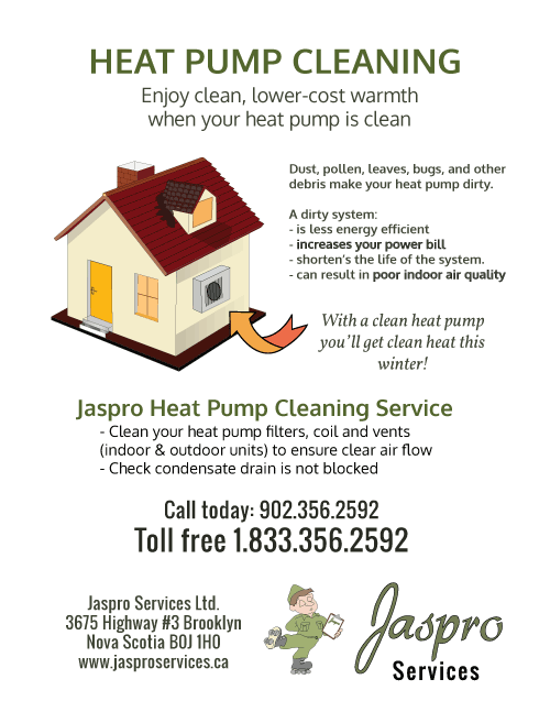 Jaspro Services Heat Pump Cleaning Service