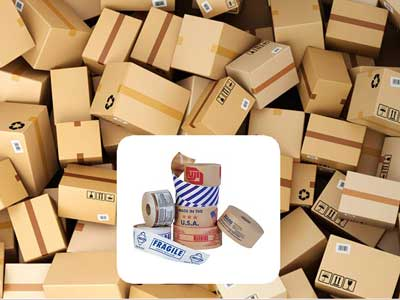 Jaspro Services - Shipping Supplies